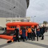 Арена для панна футбола в аренду, Екатеринбург