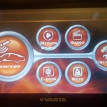 GPS навигатор VARTA V-GPS50, Екатеринбург