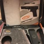 Пневматический пистолет GLETCHER ( AIR GUN) TT, Екатеринбург
