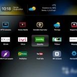 Приставка с бесплатным iptv каналами (более 300 каналов), Екатеринбург