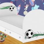 Детская кровать Футбольный мяч (Гт), Екатеринбург