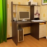 Стол компьютерный Студент класс М с рисунком (Тр), Екатеринбург