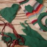 Комплект - шлейка. Шапочка, шарфик и джемпер для животных, Екатеринбург