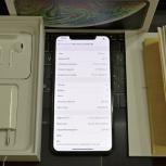 Продам Apple iPhone XS Max 256гб. Ростест, на гарантии, Идеал, Екатеринбург
