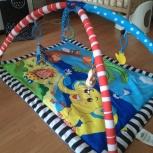 Продам развивающийся коврик для малыша, Екатеринбург