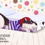 Кровать детская Волчонок Пират, Екатеринбург