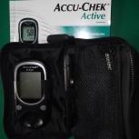 Продам глюкометр Accu-Chek Active, Екатеринбург