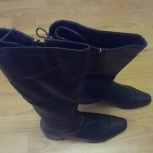 сапоги женские демисезонные со шнурками, Екатеринбург