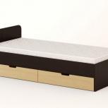 Кровать с ящиками 900 (без матраца) КР-07, Екатеринбург
