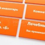 Таблички,указатели, навигация, Екатеринбург