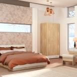 Модульная спальня Линда, комплектация 1 (ник-м), Екатеринбург