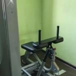Силовой тренажёр для проработки икроножных мышц, Екатеринбург