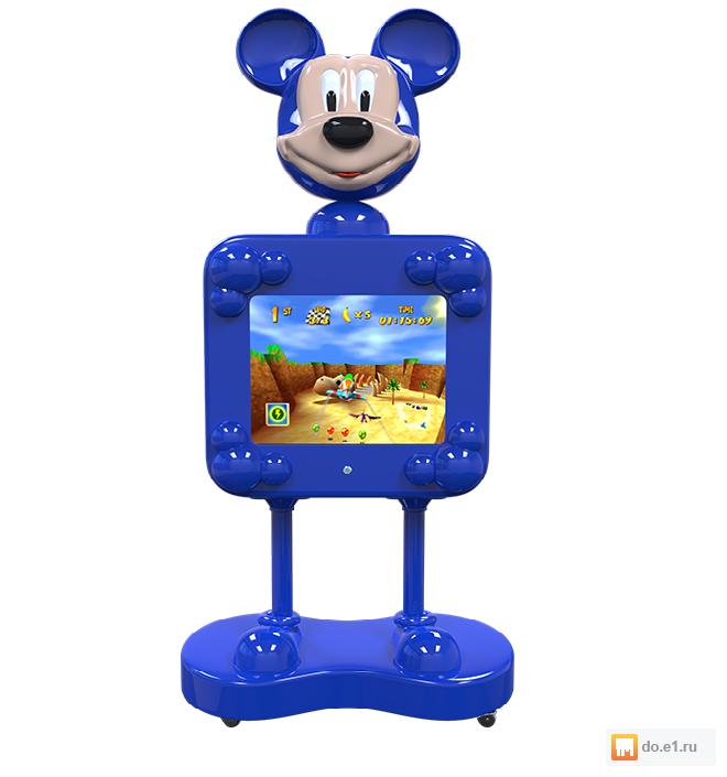 б для у автоматы детей игровые