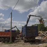 Ломовоз в аренду. Вывоз мусора,слом и снос зданий. Ломовоз металловоз, Екатеринбург