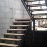 Лестницы на металлокаркасе, Екатеринбург