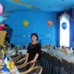 Ведущая, ди-джей на корпоратив, свадьбу, торжество, оформление зала, Екатеринбург