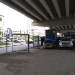 Стоянка для авто и спец транспорта, Екатеринбург