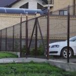 Системы металлических ограждений DFence 3D, Екатеринбург
