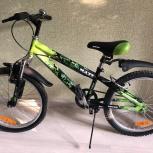 Продам детский велосипед Racer 20x2,125, Екатеринбург