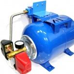 Гидроаккумулятор 24 литра (в сборе с автоматикой и фильтром), Екатеринбург
