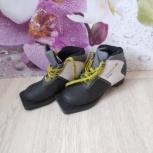 Продам лыжные ботинки , 31 размер, Екатеринбург