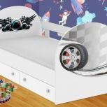 Детская кровать Гонки (Гт), Екатеринбург
