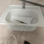 Новая раковина со смесителем для кухни, Екатеринбург