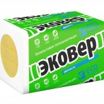 Базальтовый утеплитель Эковер Лайт 35 1000х600х50, Екатеринбург
