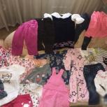Пакет вещей (27 шт) на девочку 1-3 года, Екатеринбург