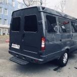 Групповые, грузовые и семейные перевозки, Екатеринбург
