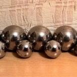 Металлические шары: b-1,9; 2,2; 2,5; 3,6; 4см, Екатеринбург