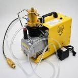 Электрический компрессор высокого давления PCP, Екатеринбург