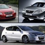 Новый комплект опор амортизаторов Hyundai / Kia 546102H300  553302H000, Екатеринбург