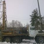 Бурение скважин на воду, столбы, сваи, Екатеринбург