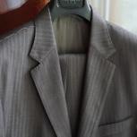 Итальянский мужской костюм Parmigiani р.26 / Новый, Екатеринбург