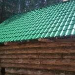 Срубы из зимнего леса, Екатеринбург