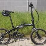Складной велосипед с амортизационной вилкой, Екатеринбург