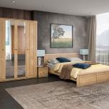 Модульная спальня Марко Дуб Сонома (Ник-м), Екатеринбург