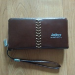 Мужское портмоне-клатч Baellerry Leather + мультитул, Екатеринбург