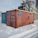 Морской контейнер 20 фут, Екатеринбург