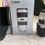Canon 70-200 L f2.8 USM ll со стабилизатором, Екатеринбург