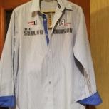 Новая хлопковая рубашка под джинсы, Екатеринбург