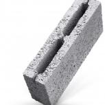 Керамзитный блок перегородочный от проверенного производителя, Екатеринбург