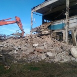Демонтаж, демонтажных работы, снос зданий, сооружений, вывоз, Екатеринбург