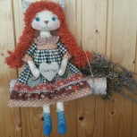 Кукла ручной работы, Екатеринбург