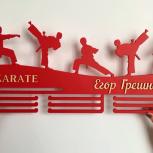 Медальница спортивная, держатель для медалей, Екатеринбург
