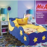 Детская кровать Сказка (Миди), Екатеринбург