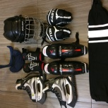 хоккейная экипировка для ркбенка, Екатеринбург