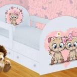Детская кровать Котята (Гт), Екатеринбург