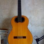 Легендарная мастеровая гитара Santos Bayon, Екатеринбург